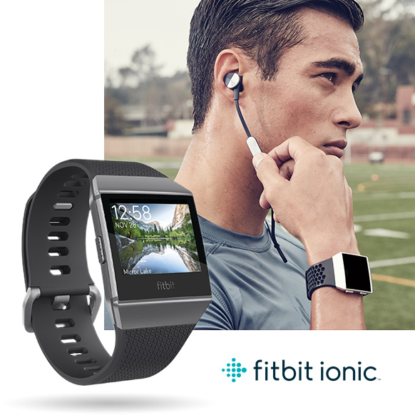 Fitbit Ionic - Shop Now