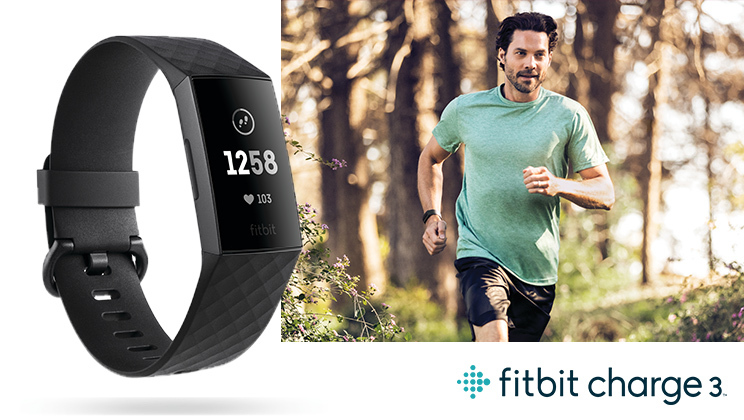 Fitbit Charge 3 - Shop Now