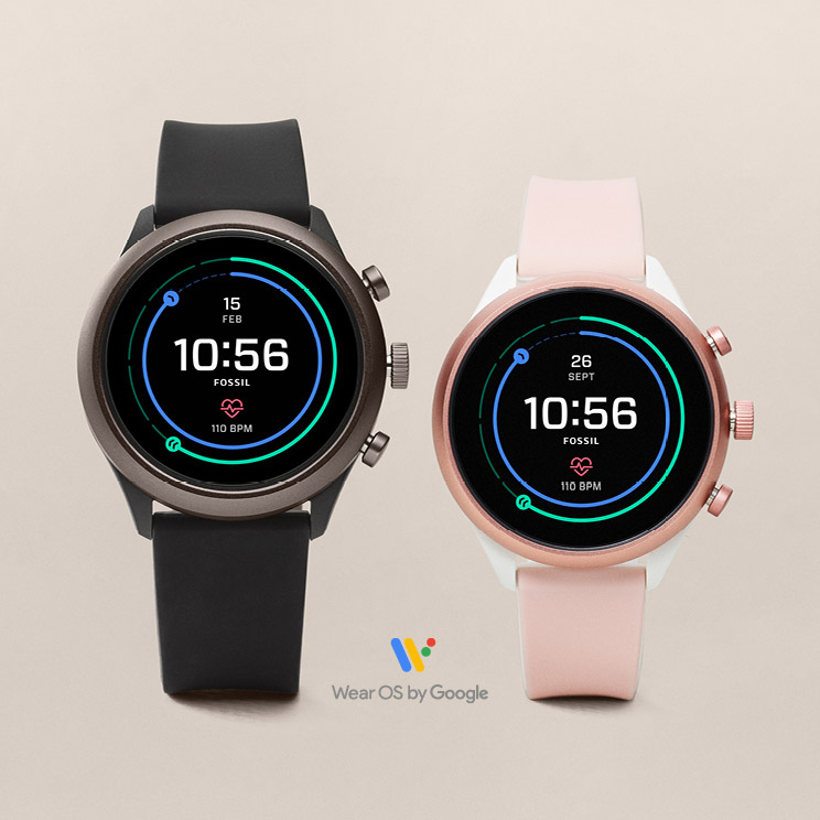 Shop All Fossil Smart Watches