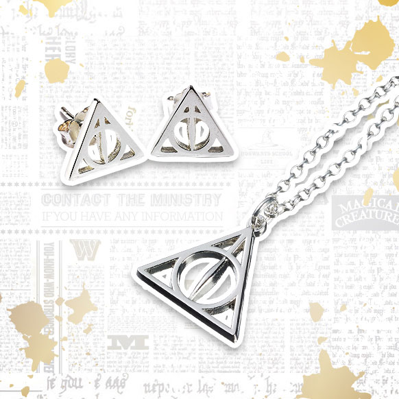 Deathly Hallows - Shop Now