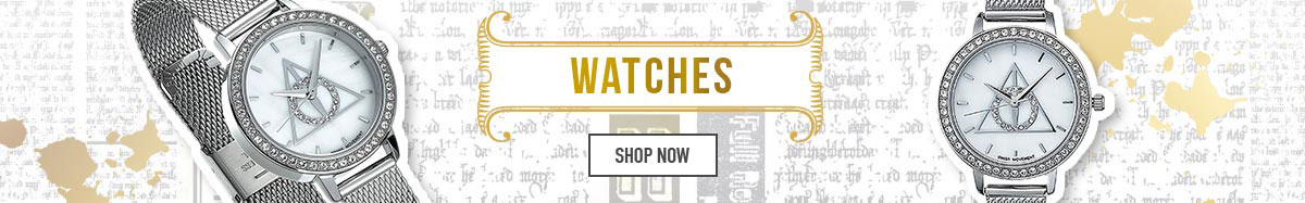 Harry Potter Watches - Shop Now
