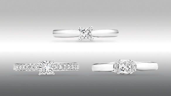 Tolkowsky Princess Cut Diamond
