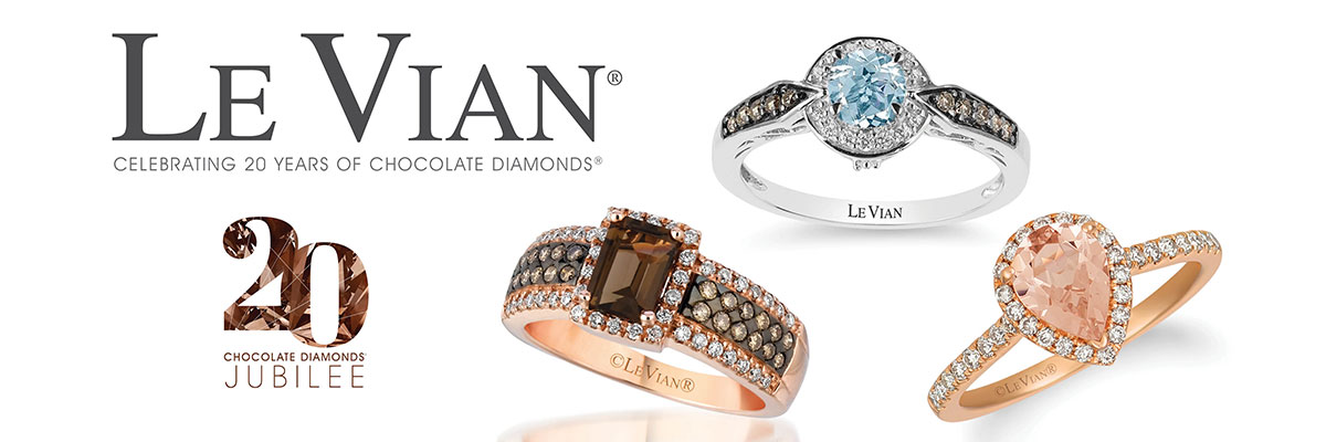Le Vian Chocolate Diamonds - Shop Now