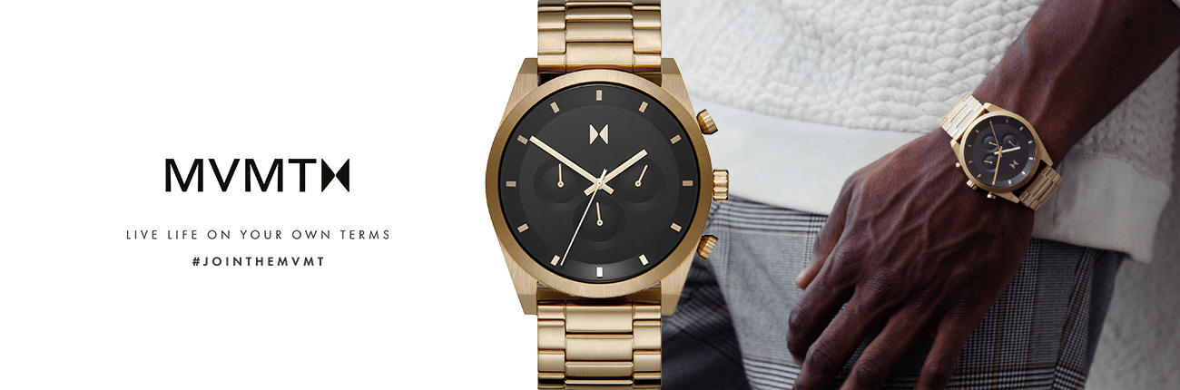 MVMT Watches at H.Samuel - Shop Now