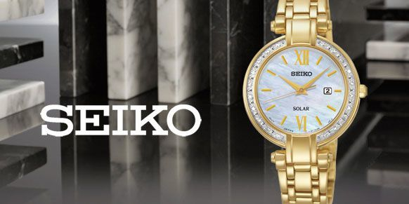 Ladies Seiko Watches