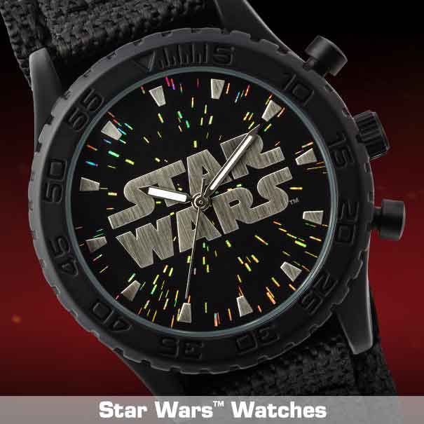 Star Wars Watches