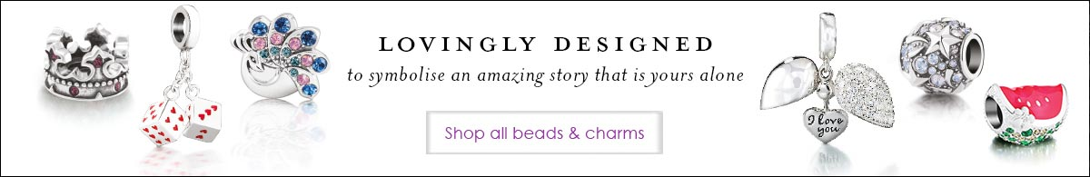 Chamilia Beads- Lovingly Designed- Shop all beads & charms