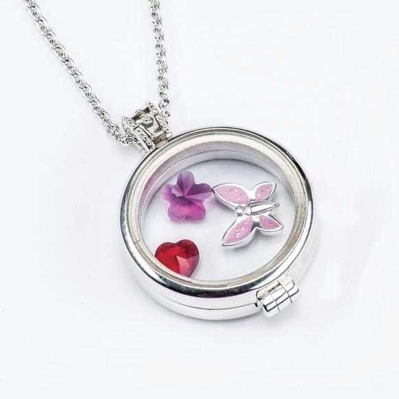 Chamilia Memeory Lockets- Keepsakes