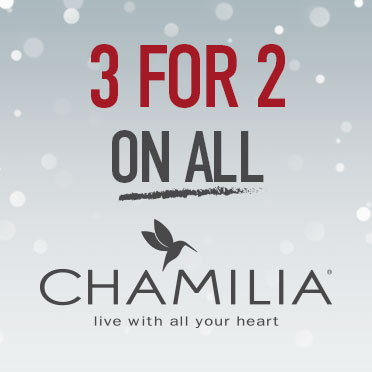 Chamilia jewellery and gift sets