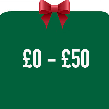 Christmas Gifts from £0 to £50