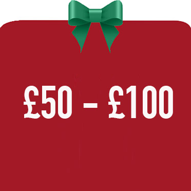 Christmas Gifts from £50 to £100