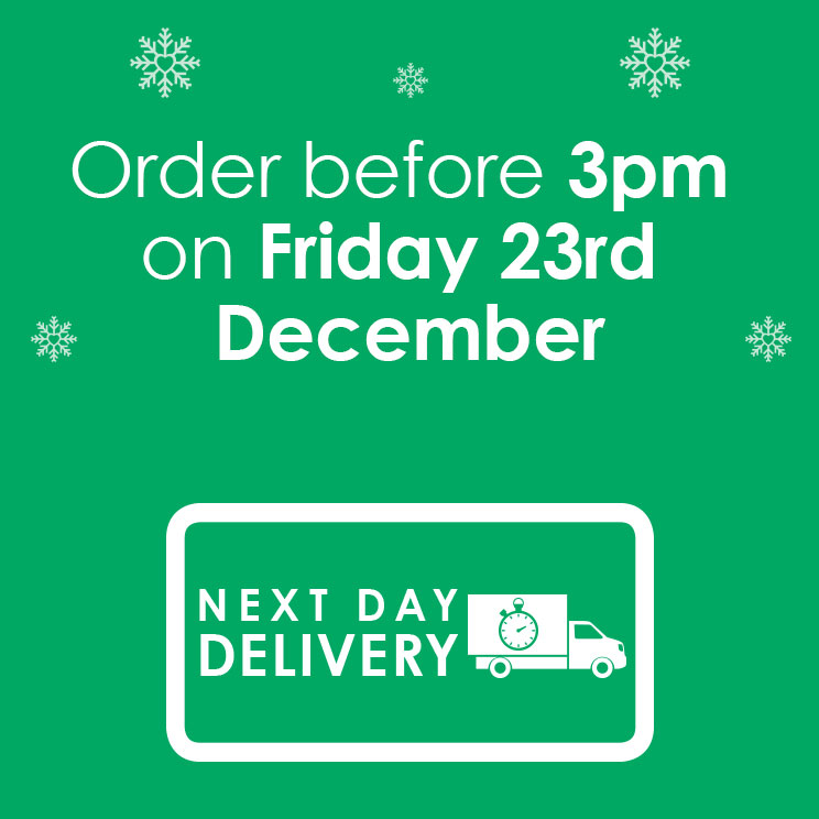Next Day Delivery Times Christmas