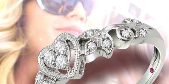 Cherished Diamond Rings