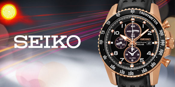 Seiko Men's Watches