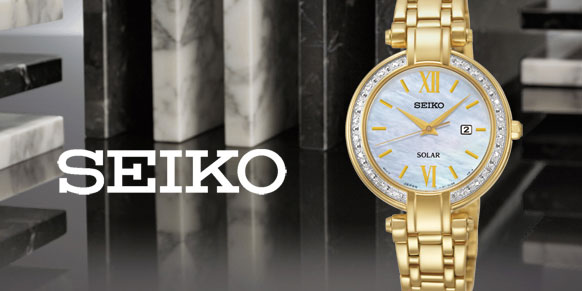 Seiko Ladies' Watches