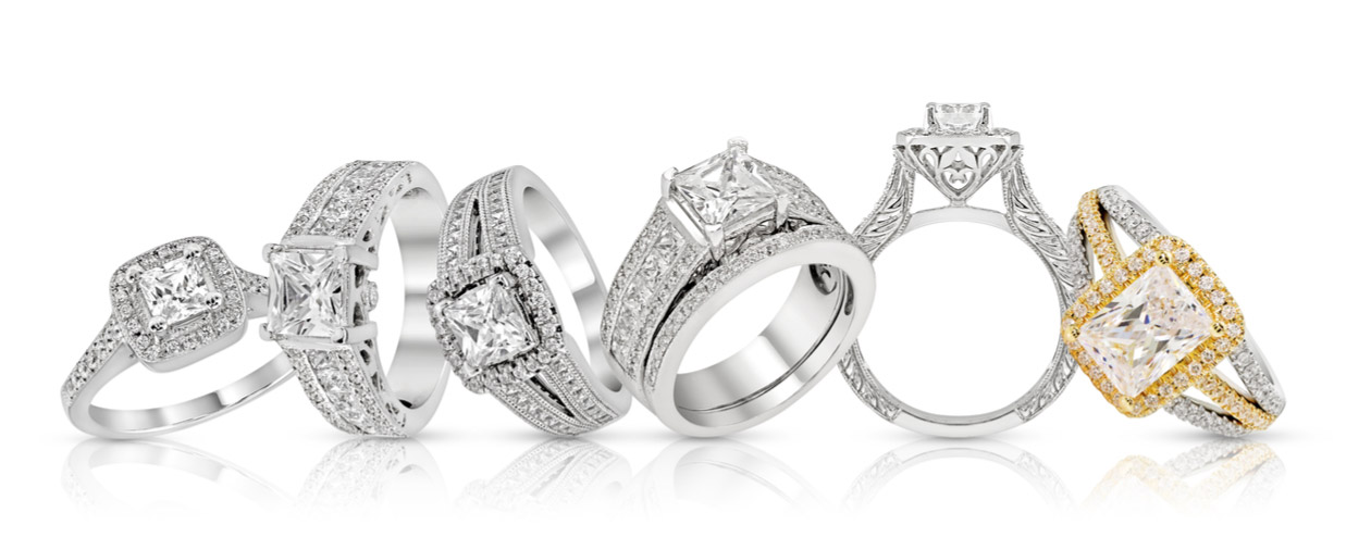 Shopping Guidance - Engagement Rings Guide
