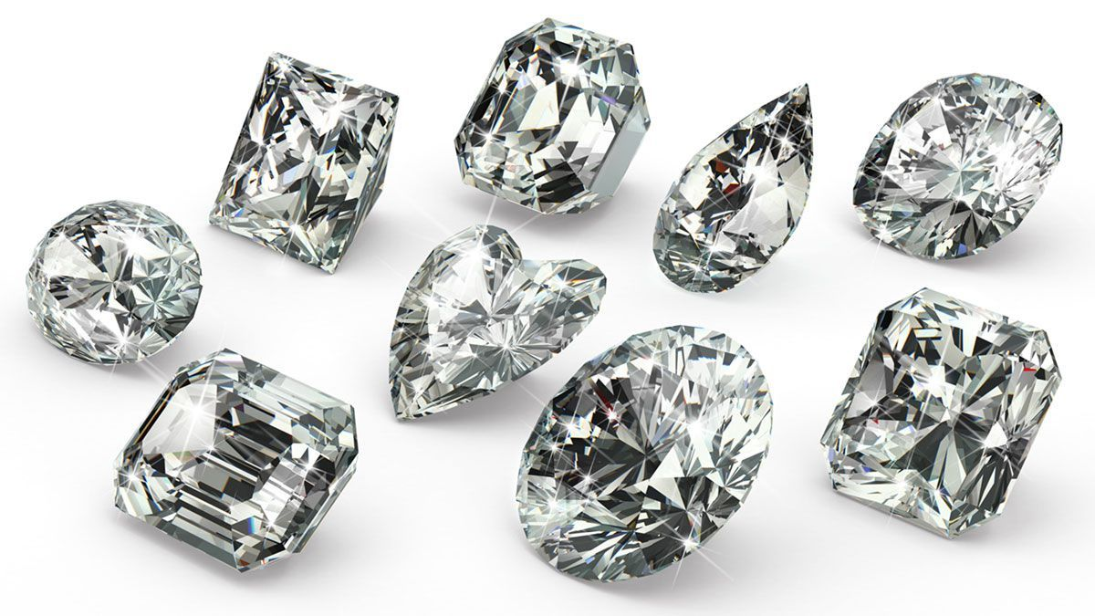 Technical Help. Diamond Stone Shapes