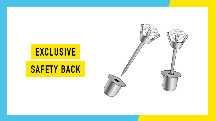 Exclusive safety back - Discover More