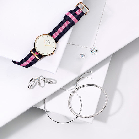 Looks we Love- Daniel Wellington Watches