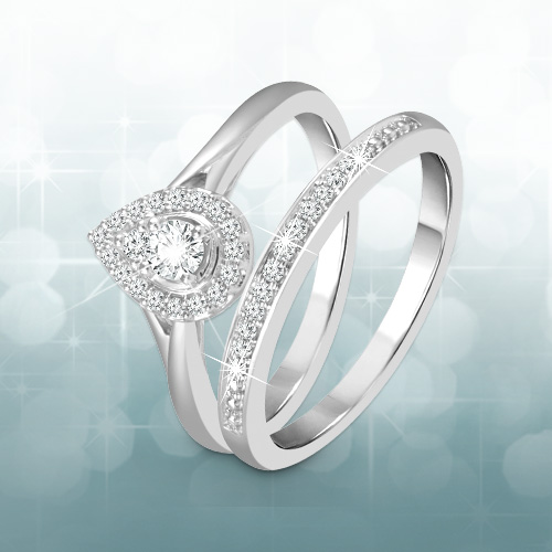 Solitaire Bridal Sets - Shop now