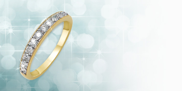 Perfect Fit Eternity Rings - Shop Now