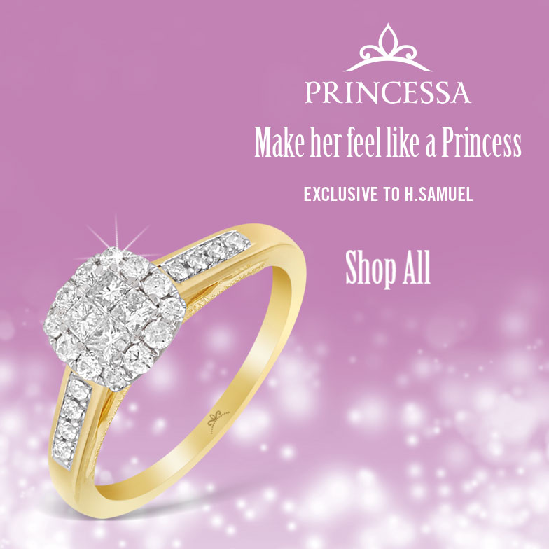 Shop All Princessa Jewellery