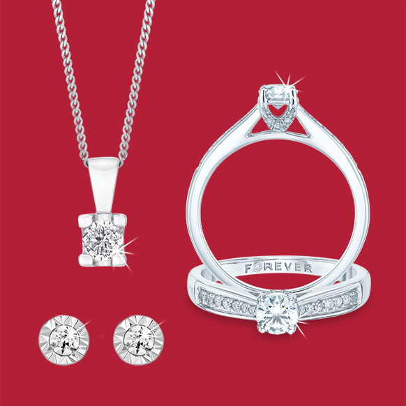 The Forever Diamond Jewellery