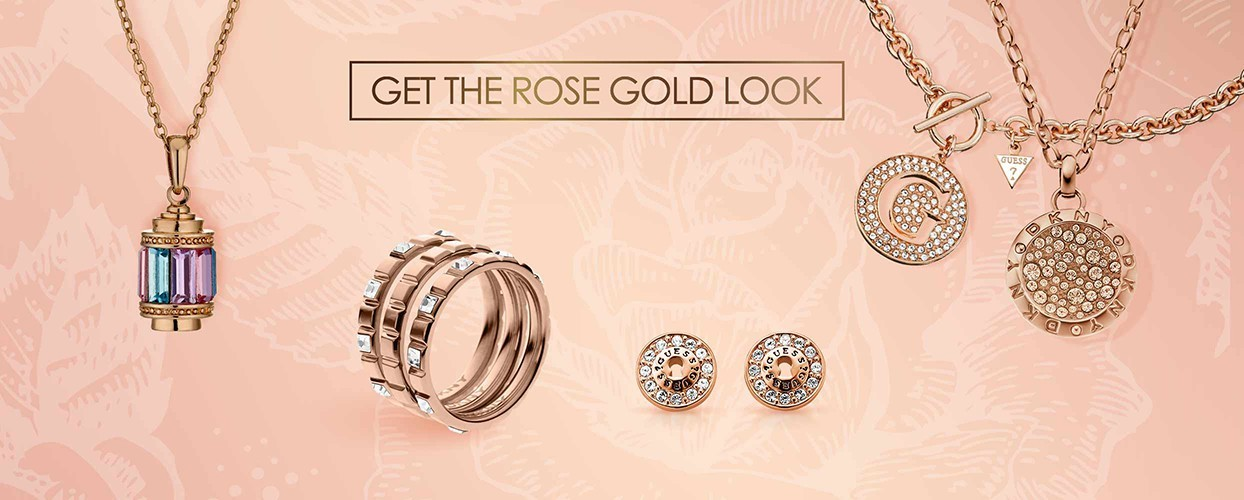 Get the Rose Gold Look
