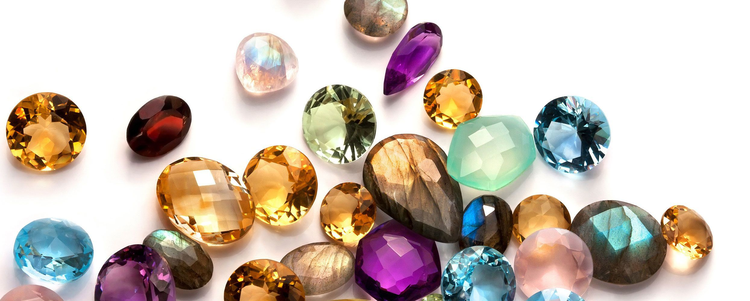Radiance Reds Gemstones Guide