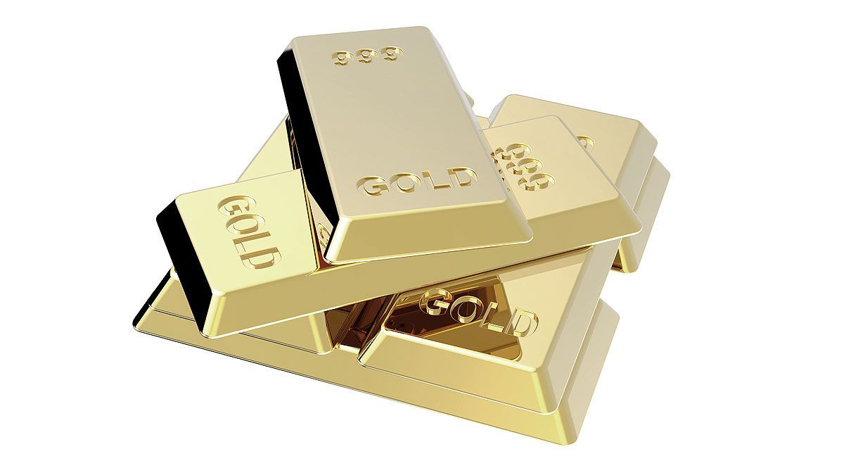 Yellow Gold Metal Guide