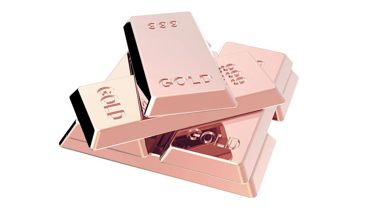 Metals Guide - Rose Gold
