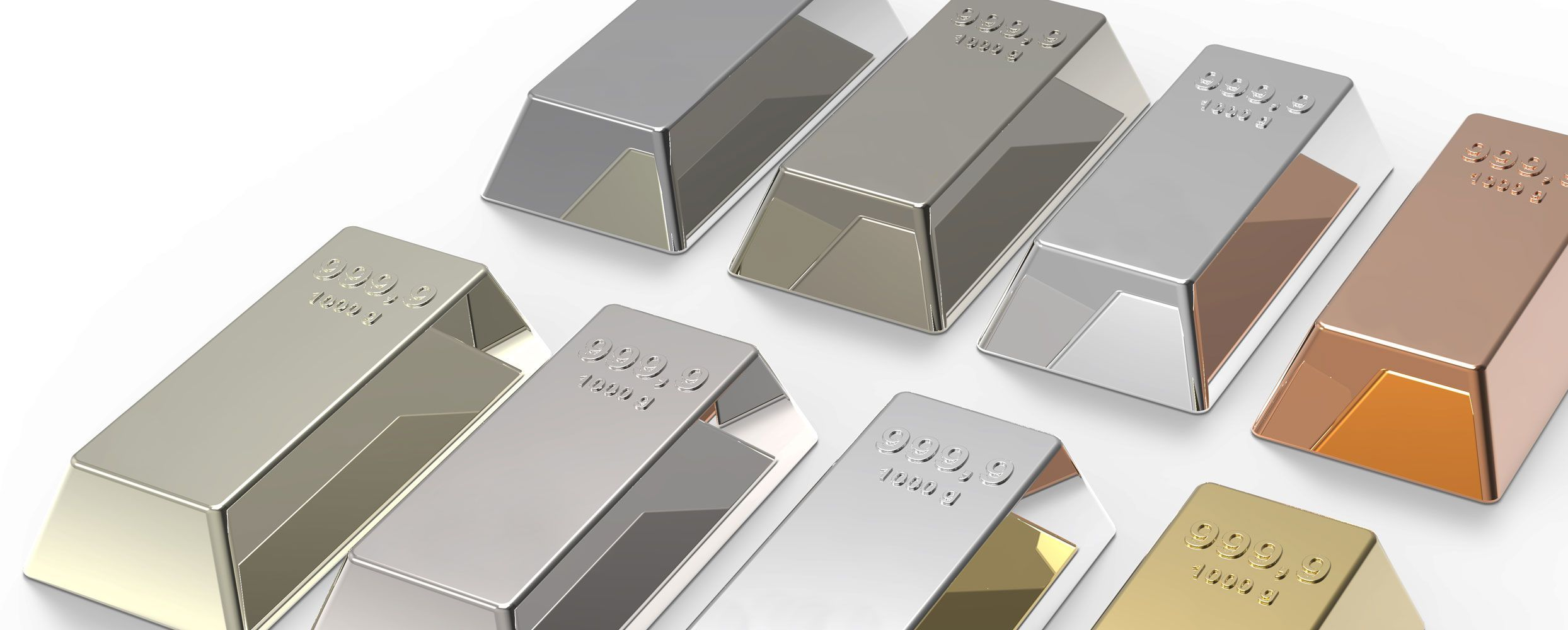 Metals Guide - Other Metals - Rhodium