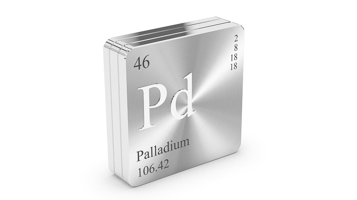 Metals Guide -Palladium 500 and 950