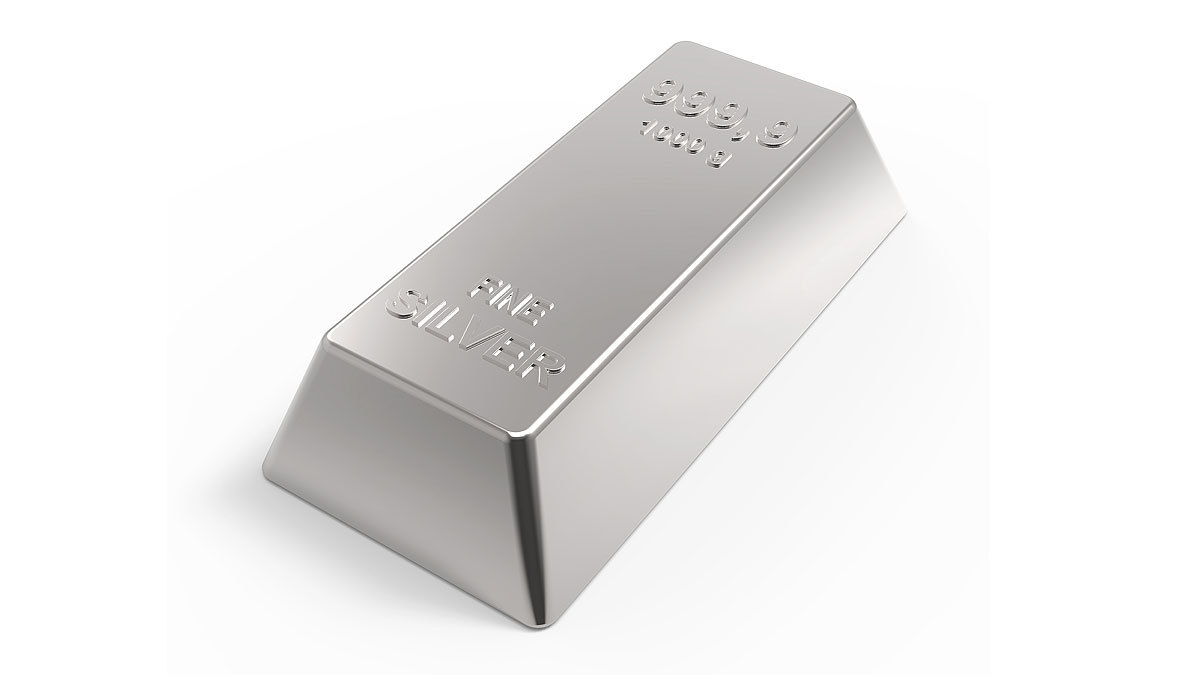 Sterling silver metal guide