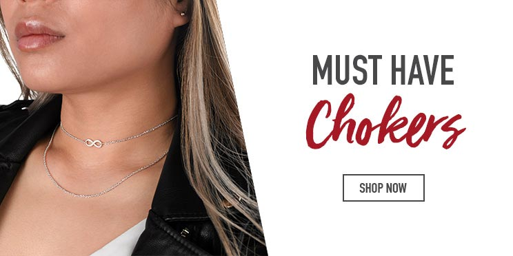 Must Have Chokers - Shop now