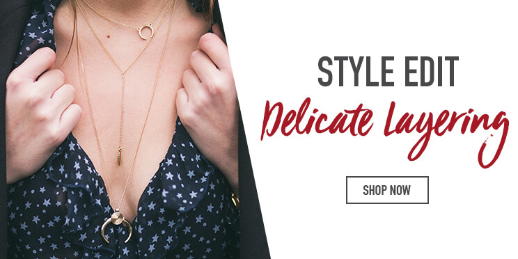 Style Edit: Layering - Shop now