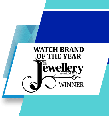 UK Jewellery Awards 2012: Watch brand of the year winner
