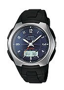 Casio Solar Powered Radio Controlled Watch