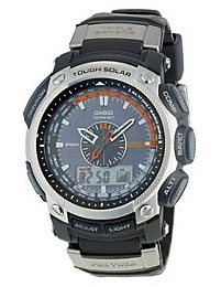 Protrek Solar Powered Radio Controlled Watch