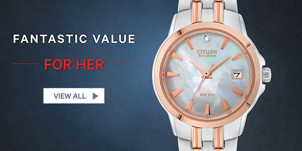 Fantastic Value Watches For Her Shop now