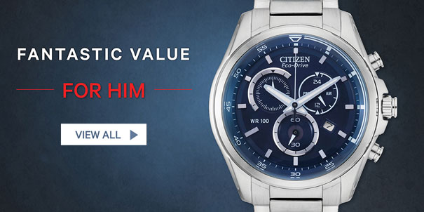 Fantastic Value Watches For Him Shop now