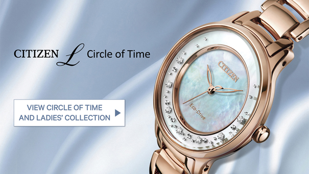 Citizen L Circle of Time
