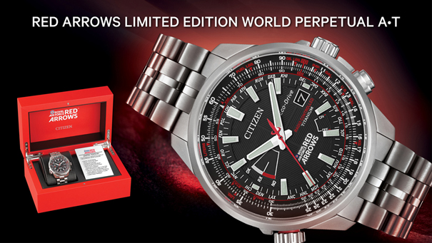 Red Arrows Limited Edition Watch