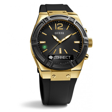 Guess Connect Black & Gold 41mm Smartwatch