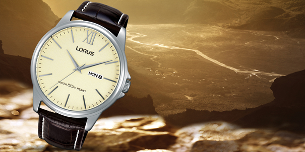 Mens Watches by Lorus
