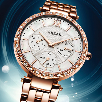 The Pulsar Ladies range