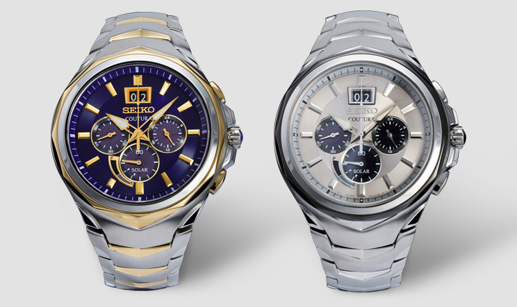 Seiko Coutura Watches