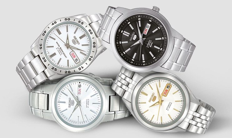 Seiko Sports Watches