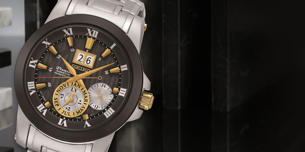 Mens Kinetic Watches