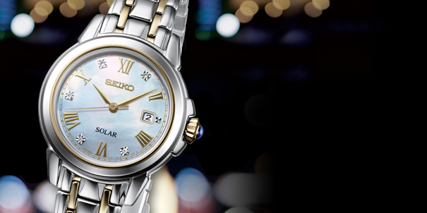 Ladies Kinetic Watches